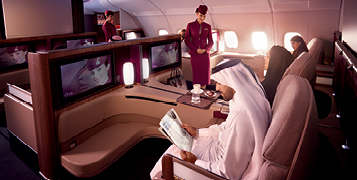 Qatar First Class Vs Business Class What S The Difference