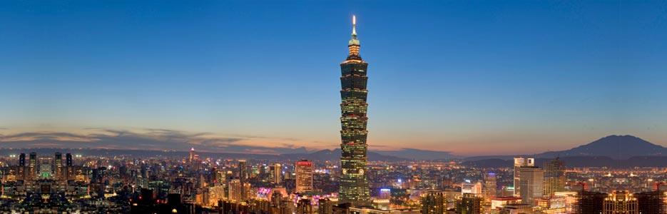 business flights to taipai
