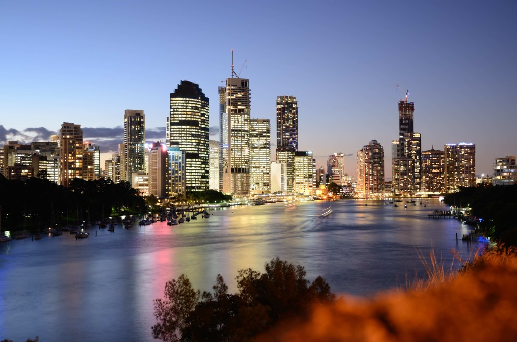 Brisbane business and travel