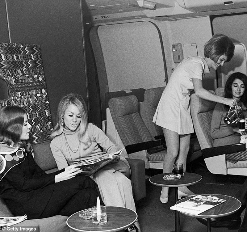 American Braniff International, 1967