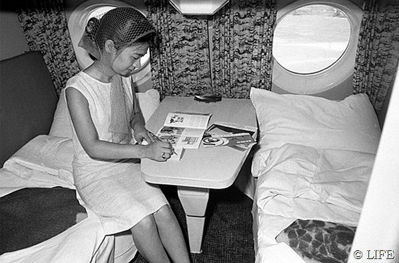 Soviets also knew luxury traveling perks