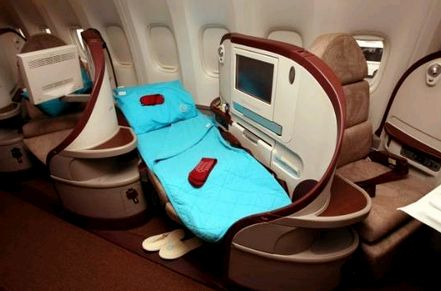 Best Business Class Seats To Europe