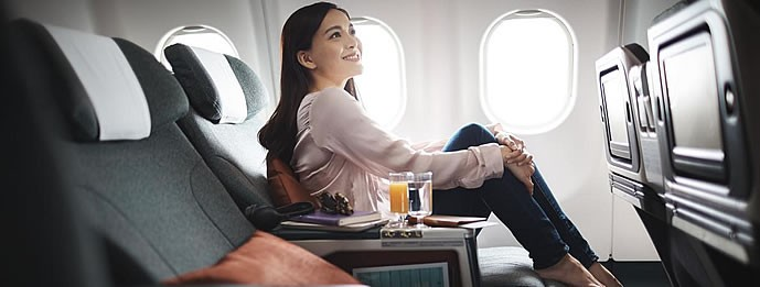 cathay pacific seat