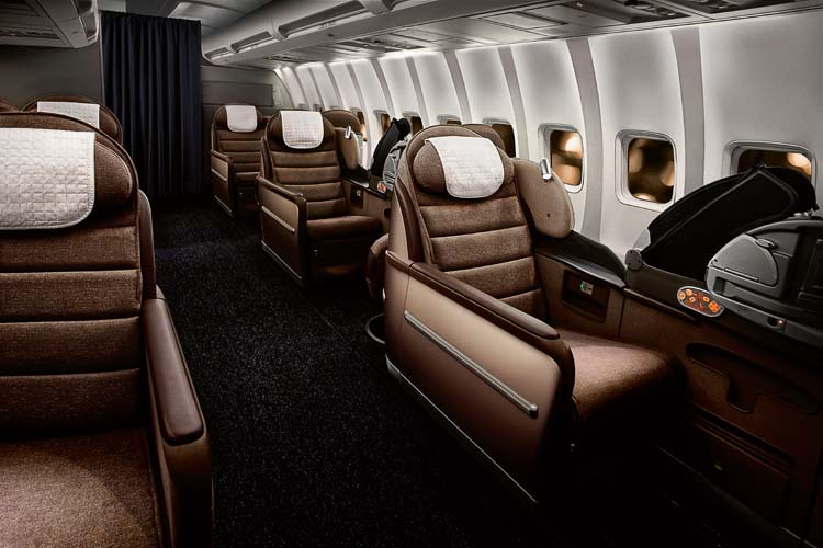 British Airways Difference Between Business Class And First Class