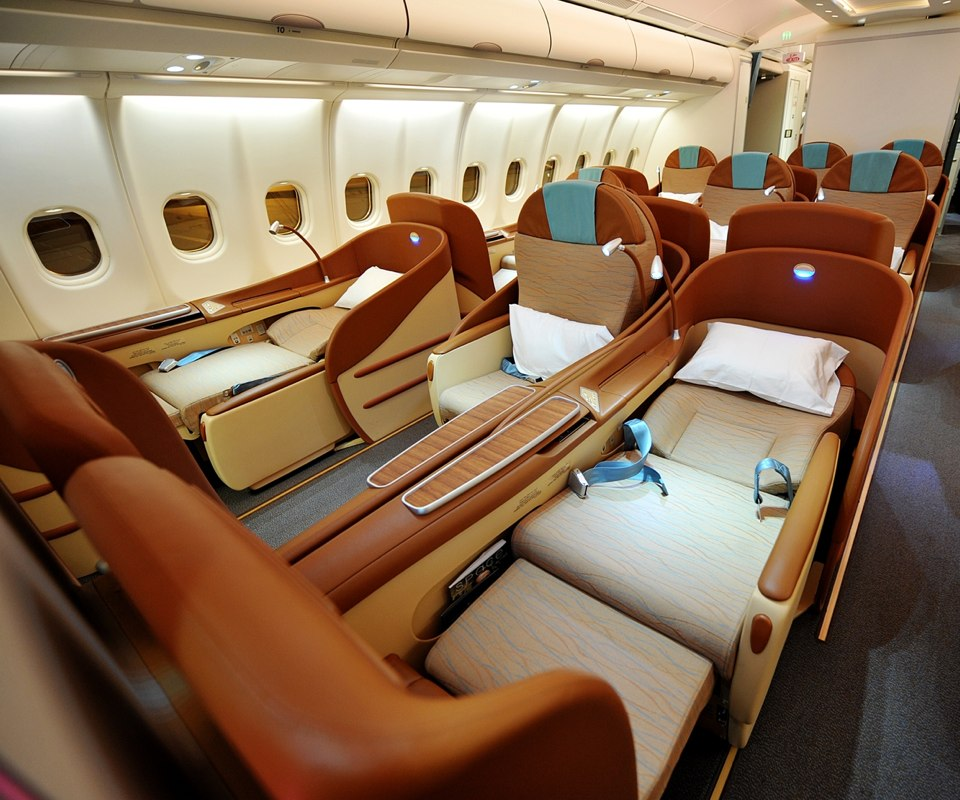 How To Get Cheap First Class Flights To Europe