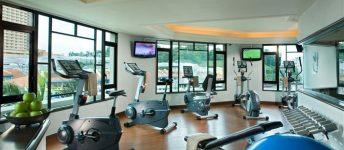 luxury singapore gym