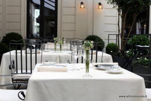 seta restaurant milan