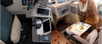emirates vs cathay pacific