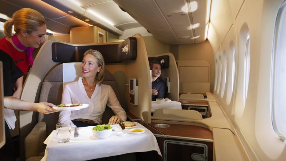 Top 5 Best Luxury Airlines in 2017 - 9