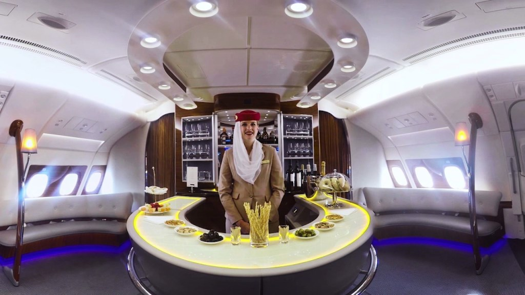2017 Review Of Emirates Airbus A380 Business Class Cheap