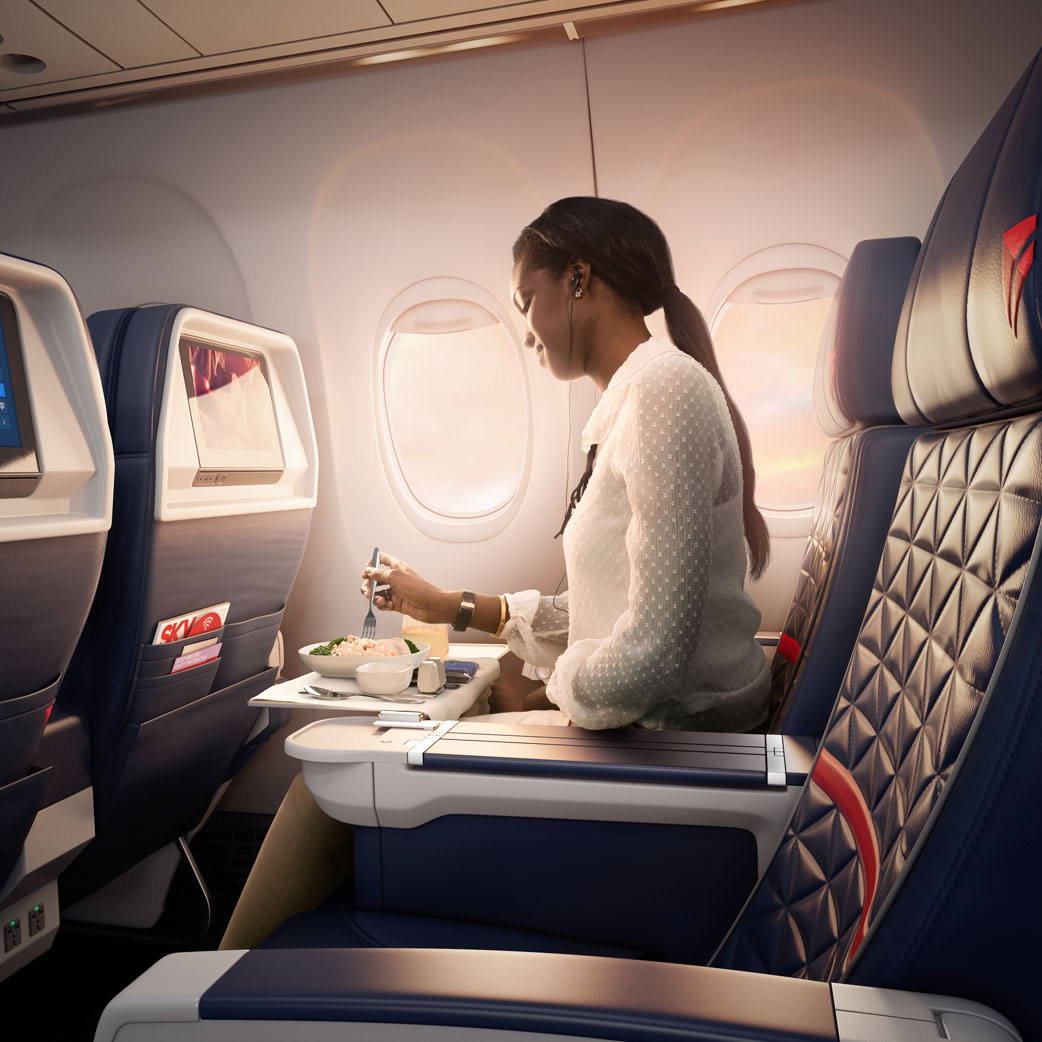 How To Get Upgraded To First Class On Delta Cheap First