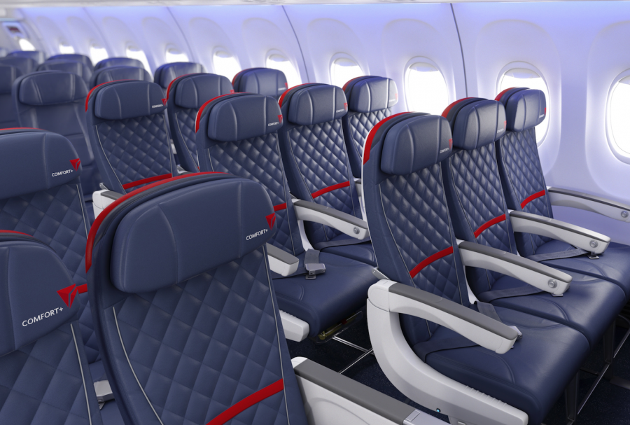 How to Get Upgraded To First Class On Delta 4