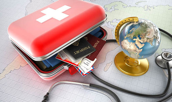 How to get compensation if you sick on holiday in the UK 5