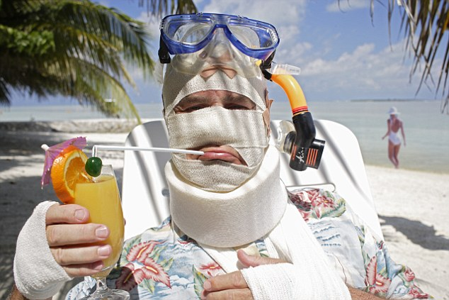 How to get compensation if you sick on holiday in the UK-1