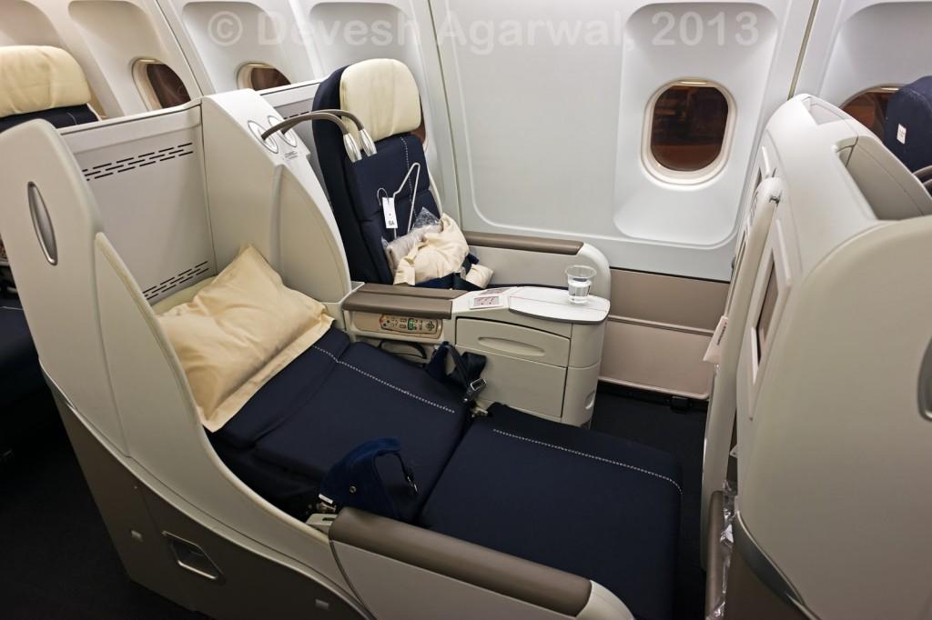air france Business Class to Paris