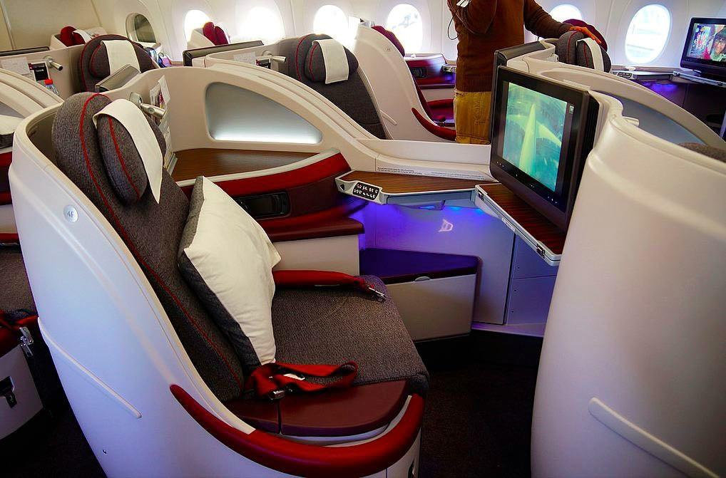 Qatar Airways Business CLas