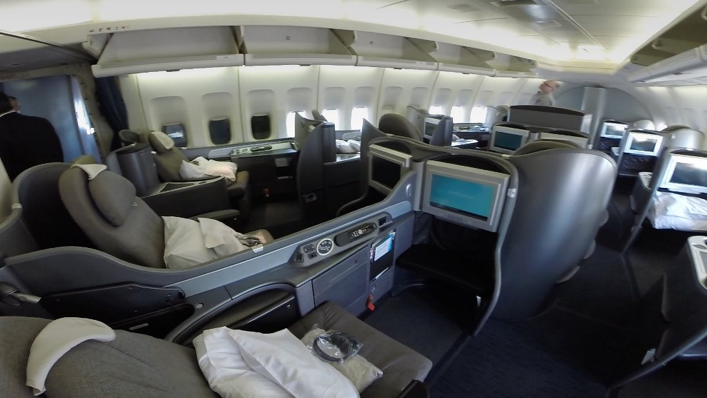 United Airlines Business Class Flights To Korea