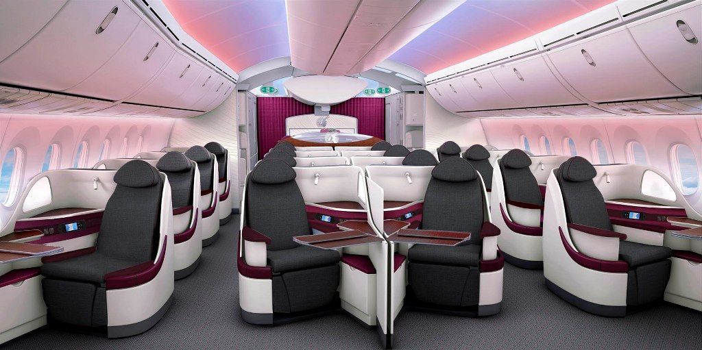 Review Of American Airlines Business Class To London