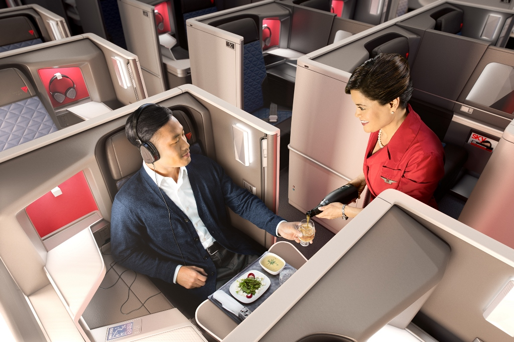 Review of Best Business Class Airlines to Amsterdam 3