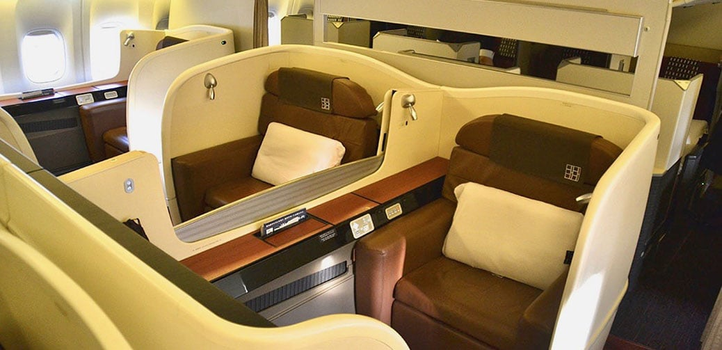 Review of The Best Business Class Airlines to Germany 10