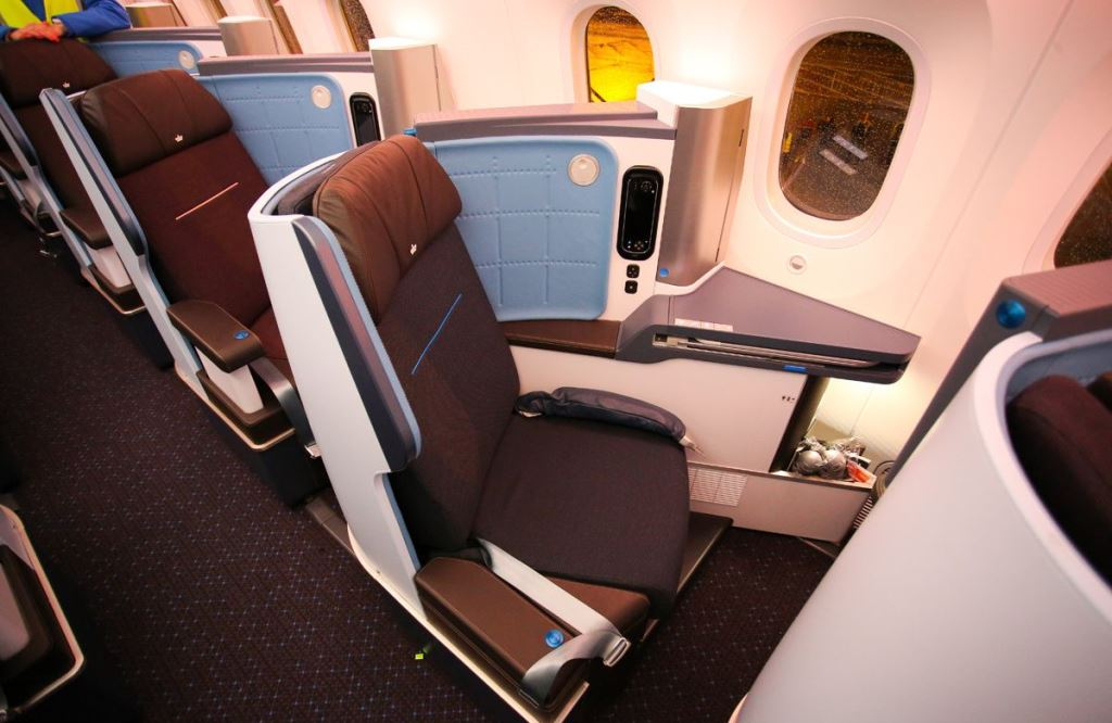 Review of The Best Business Class Airlines to Germany 4