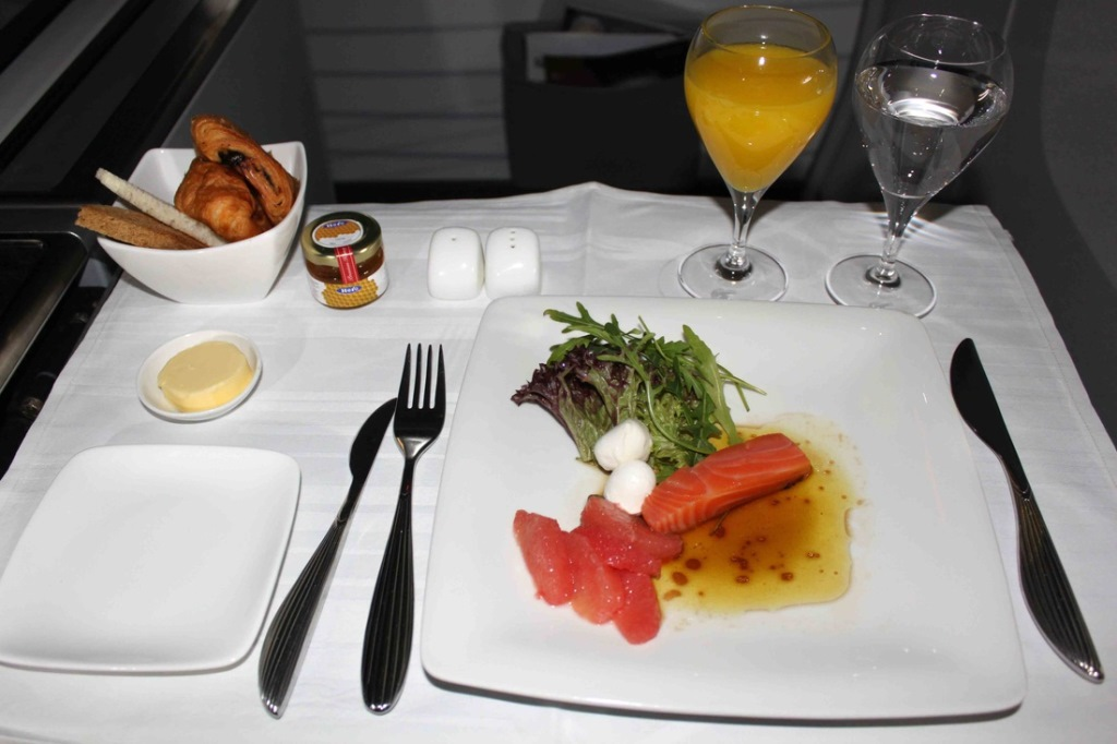 Review of The Best Business Class Airlines to Germany 3