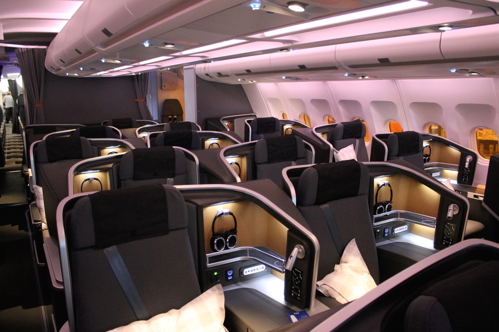 Review of the Best Business Class Airlines to Norway 5