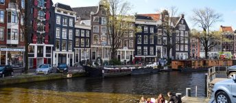 Review of Best Business Class Airlines to Amsterdam