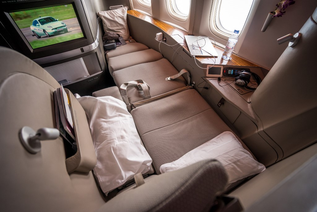 Review of the Best Business Class Airlines to Norway 9