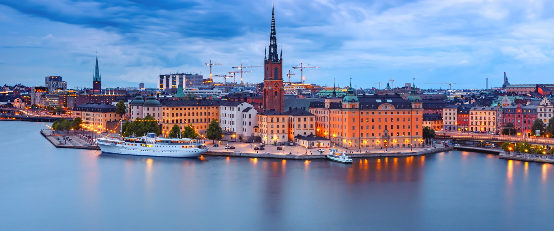 fly to stockholm