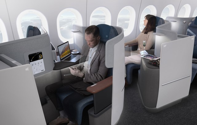 How to Upgrade to Business Class on Lufthansa foto 3
