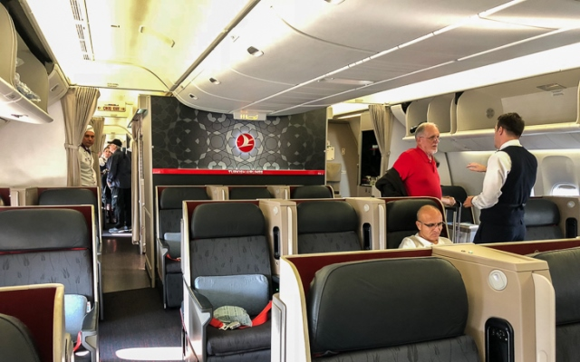How to Upgrade to Business Class on Turkish Airlines foto 2