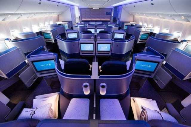 How to Upgrade to Business Class on United foto 1
