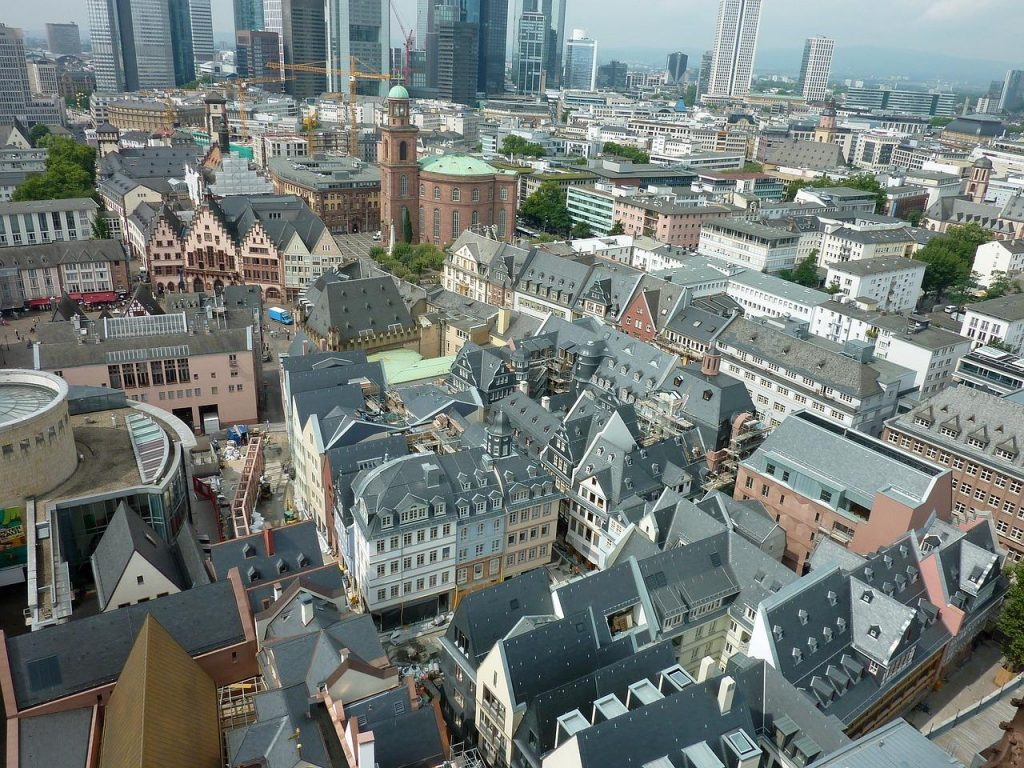 How to Get Cheap Business Class Tickets to Frankfurt foto 1